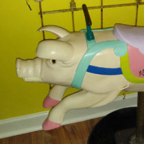 juvenile-german-carousel-pig-bust