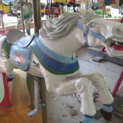 1928-Parker-2-row-carousel-horses-2