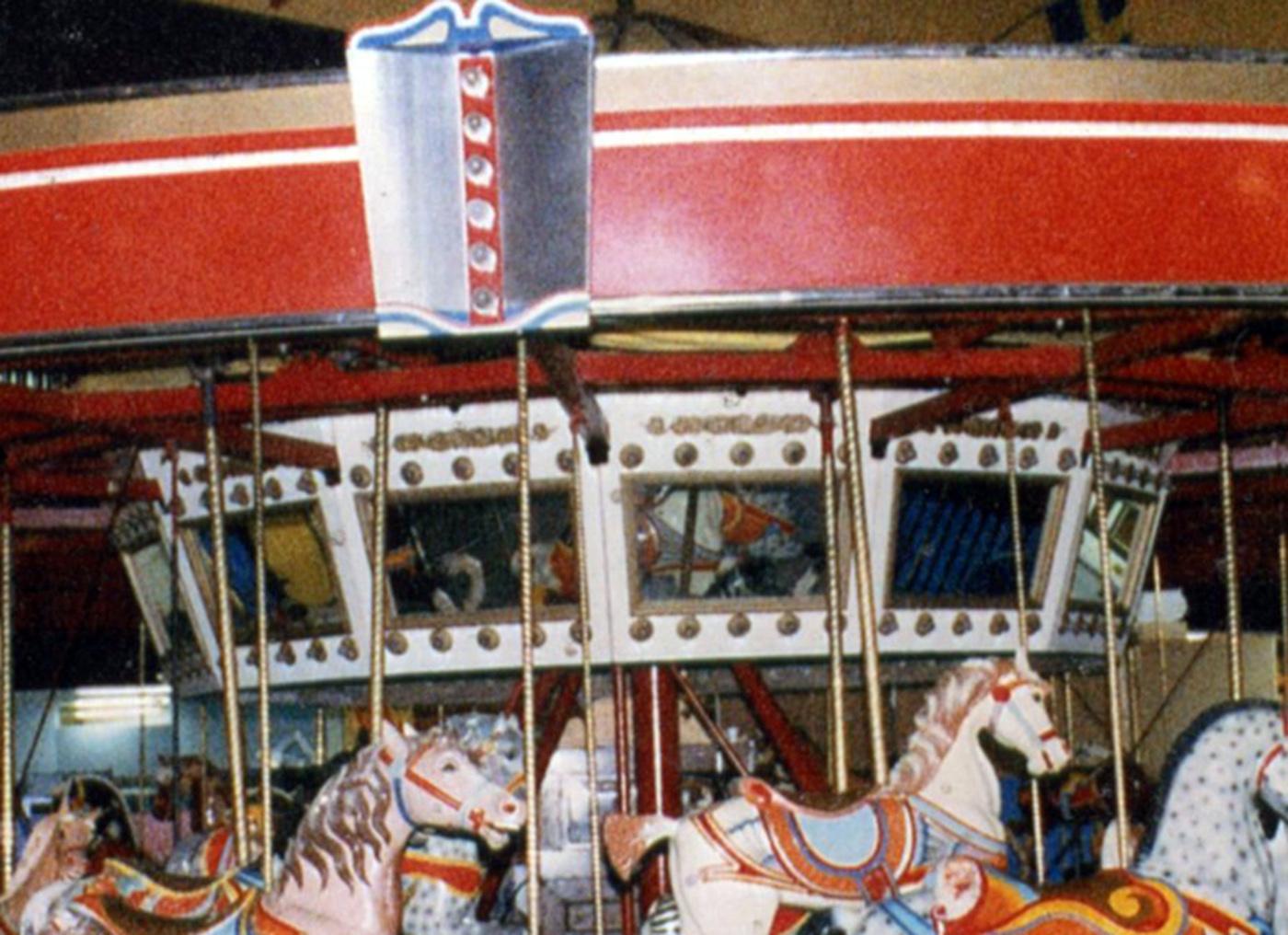 Skylon Towers Carousel Mechanism