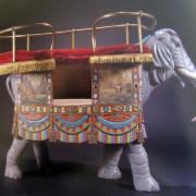 Heyn-elephant-carousel-seat