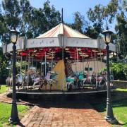Vintage-allan-herschell-kiddie-carousel-c