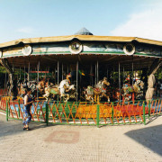 c-1910-Looff-menagerie-4-row-carousel