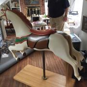 1880s-Armitage-Herschell-carousel-horse-non-rom