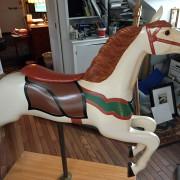 1880s-Armitage-Herschell-carousel-horse-restored