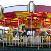1947-Allan-Herschell-3-row-carousel-c