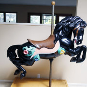 PTC-21-fiberglass-flower-jumper-carousel-horse