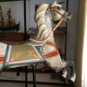 1890s-Dare-carousel-horse-restored-profile