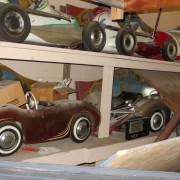 Vintage-Hennecke-German-auto-carousel-race-cars