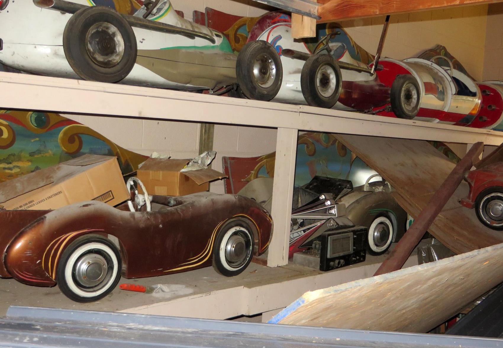 Big Tex Auto >> Auto Carousel from Big Tex – SOLD   AntiqueCarousels.com