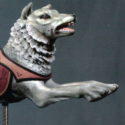 rare-ca-1906-PTC-carousel-wolf-front