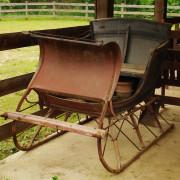 antique-L-C-Graves-sleigh